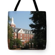 Downtown Annapolis Tote Bag