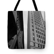 Downtown Architecture Tote Bag