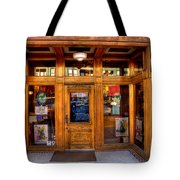 Downtown Athletic Club - Prescott Arizona Tote Bag