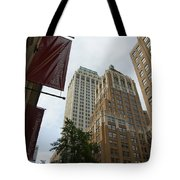 Downtown Canyon Tote Bag