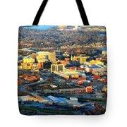 Downtown Chattanooga  Tote Bag