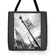 Downtown Cheyenne Tote Bag