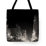 Downtown Dallas 1942 Tote Bag