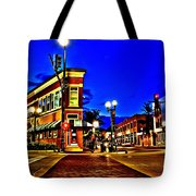 Downtown Elgin Il Tote Bag
