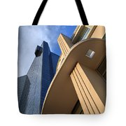 Downtown Fort Worth Tote Bag