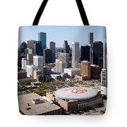 Downtown Houston Tote Bag