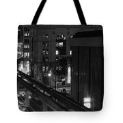Downtown In Seattle Tote Bag