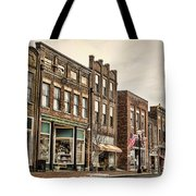 Downtown Jonesborough Tote Bag