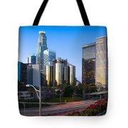 Downtown L.a. Tote Bag