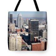 Downtown Louisville Kentucky Tote Bag