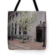 Downtown New Haven Connecticut Tote Bag