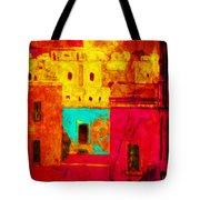 Downtown Oaxaca Tote Bag