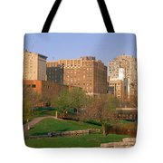 Downtown Omaha Ne Tote Bag