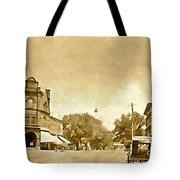 Downtown Port Chester Tote Bag