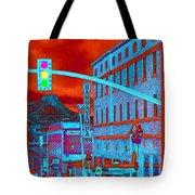 Downtown Prescott Arizona  Tote Bag