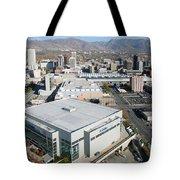 Downtown Salt Lake City Tote Bag