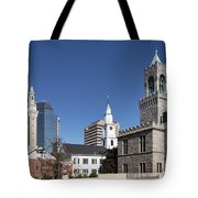 Downtown Springfield Tote Bag