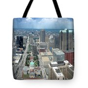 Downtown St. Louis Tote Bag
