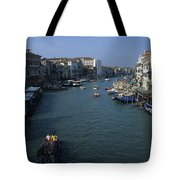 Downtown Venice Tote Bag