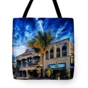 Downtown Ventura Tote Bag