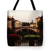 Downtown Vicenza Tote Bag