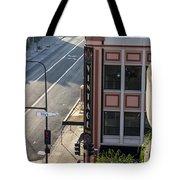 Downtown Vintage Tote Bag