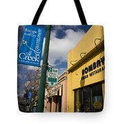 Downtown Walnut Creek California Tote Bag