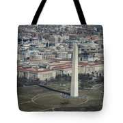 Downtown Washington Dc Tote Bag