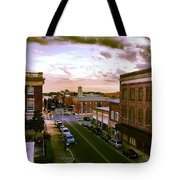 Downtown Washington Nc Tote Bag
