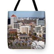 Downtown Wichita Tote Bag