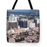 Downtown Wilimington Tote Bag