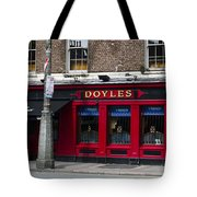 Doyles The Times We Live Inn - Dublin Ireland Tote Bag