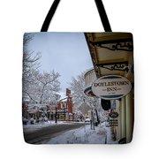 Doylestown Inn Tote Bag