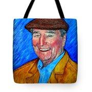 Dr James E Roderick Tote Bag