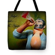 Dr. Jekyl And Mr. Hyde Tote Bag