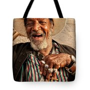 Dr. Luv New Orleans Tote Bag