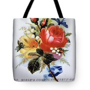 Dr Morse's Yellow Dock Root Syrup Tote Bag