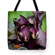 Dracula's Flower Tote Bag