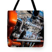 Drag Queen - Hot Rod Blown Chrome  Tote Bag