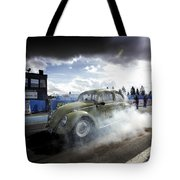 Drag Racing 1 Tote Bag