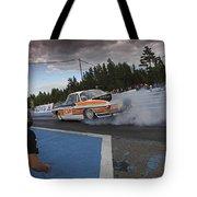 Drag Racing 3 Tote Bag