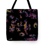Dragon Cave Tote Bag
