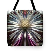 Dragon Flower Tote Bag