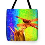 Dragon Fly- Creative Tote Bag