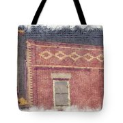 Dragon Inn Restaurant Sign Tote Bag