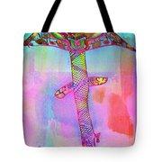 Dragon Kite Tote Bag