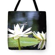 Dragon Lily 3  Tote Bag