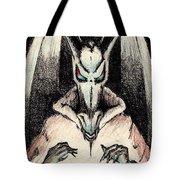 Dragon Sorceror Tote Bag