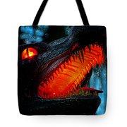 Dragon Speak Tote Bag