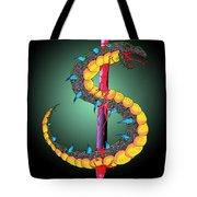 Dragon Spike One Tote Bag